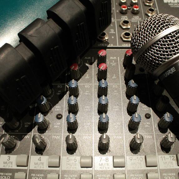 Grundlagen der Tontechnik