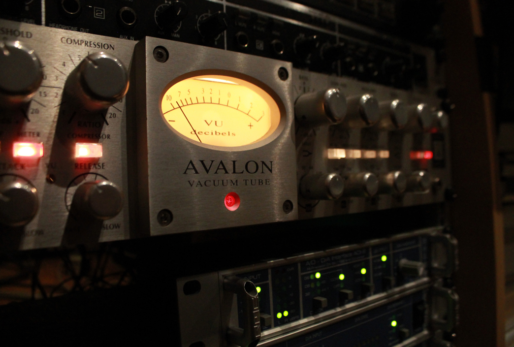 Avalon 737 SP Channelstrip